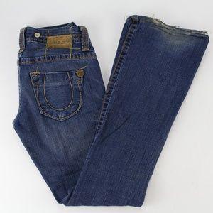 True Religion Women's Jeans Size 26 World Tour